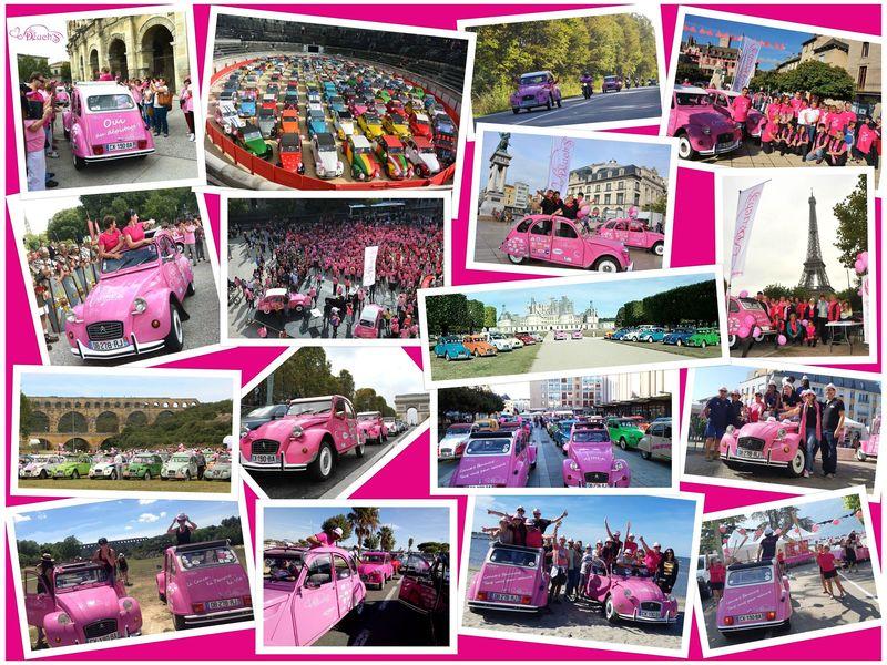 Souvenirs des Rallyes Des Deuch's  2014  2016  2018