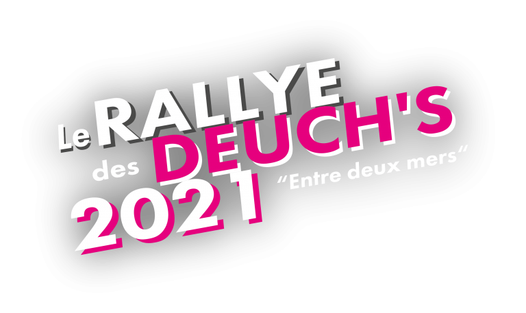 logo rallye des Deuch's 2021